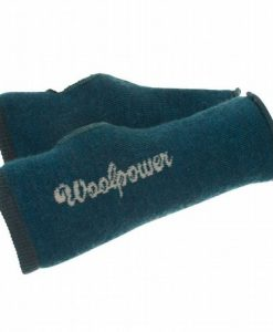 Woolpower Wrist Gaiter 200 Petrol/Champagne