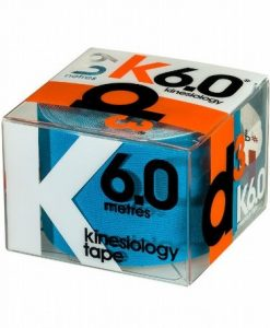 d3 Kinesiology Tape Electric Blue